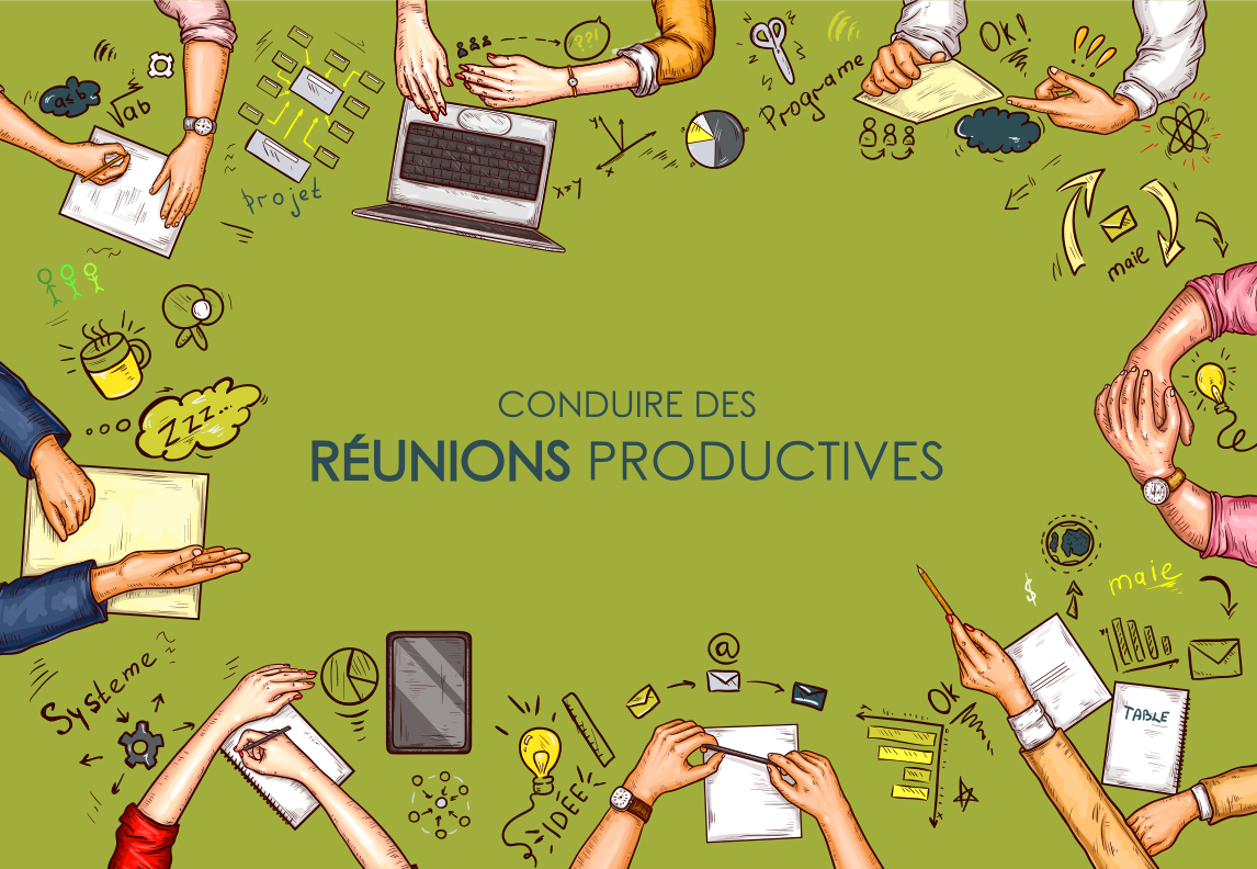 Conduire des réunions productives