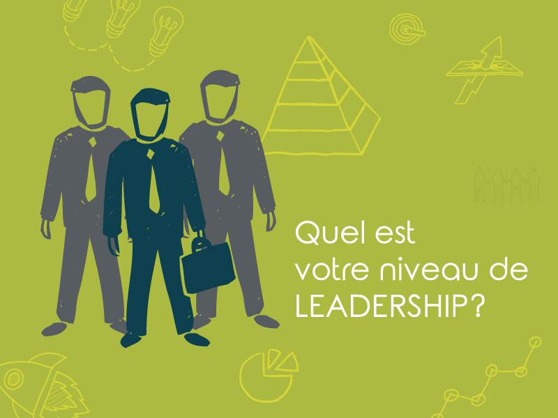Quel est votre niveau de leadership?